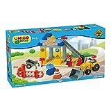 Lego ANDRONI GIOCATTOLI 8526-0000 - Cantiere Unico Plus Compatibile Duplo