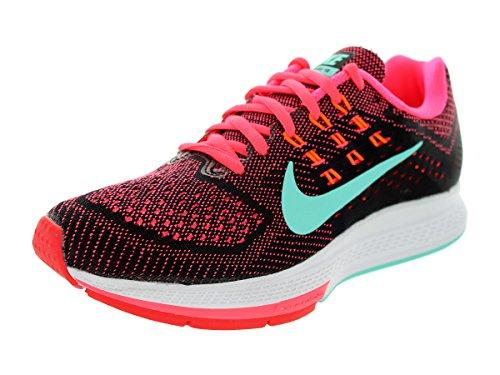Nike W Air Zoom Structure 18, Scarpe sportive, Donna Rosa