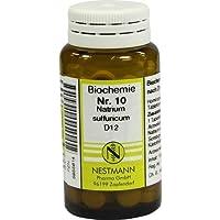 BIOCHEMIE 10 NATR SULF D12 preisvergleich bei billige-tabletten.eu