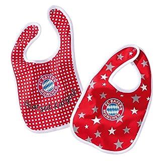 FC Bayern München Baby Lätzchen 2er Set