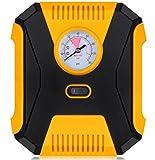 KRISMILEN Auto gonfiatore 12V multi-funzione ad alta potenza portatile auto pneumatico rapido pneumatico pressione visiva , B