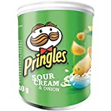 Pringles Sour Cream and Onion, 12er Pack (12 x 40 g)