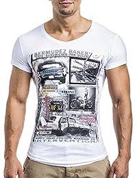 BALANDI Herren T-Shirt Sweatshirt Tshirt Shirt Hoodie