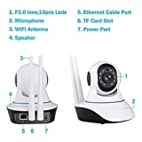 #6: Wireless Network Camera Wifi camera with smartphone