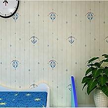 SDKKY No tejido de salón dormitorio habitación niños comprar papel para pared de fondo , 1 0.53m*10m papel pintado