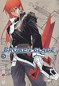 Broken Blade Edition simple Tome 5