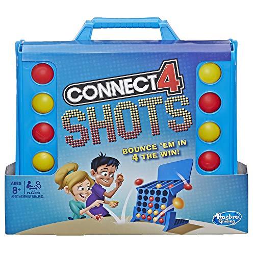 Connect 4 E3578102 - Juego de Disparos, Multicolor