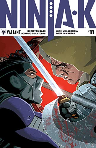 Ninja-K #11 (English Edition) eBook: Christos N. Gage, Kano ...