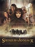De el Señor de los anillos 1: La Comunidad del anillo 11x 17Movie Poster–French Style A