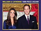 Jigsaw: William & Catherine (engagement): 1000-piece jigsaw: the engagement of HRH Prince William and Catherine Middleton