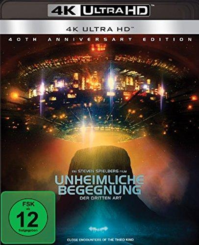 Bild von Unheimliche Begegnung der Dritten Art  (4K Ultra HD) [Blu-ray]