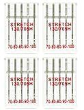 20 Stück STRETCH Nähmaschinennadeln