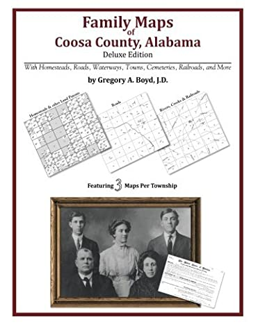 Family Maps of Iowa County, Wisconsin by Gregory A. Boyd J.D. (2010-05-20)