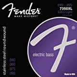 Fender 7350XL Stainless Bass 7350\'s - Stainless Steel Roundwound, Long Scale