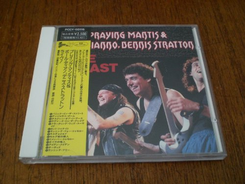Live At Last CD JAPAN Import 1990 PCCY-00116