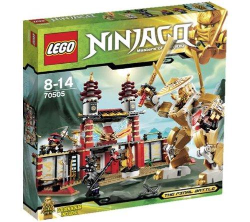 LEGO Ninjago-Playthemes-Il Tempio della luce-70505