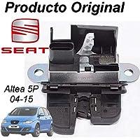 Silk-recambios Cerradura Maletero Seat Altea (04-15) 5P1, Producto Original Seat