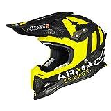 Just 1 Helmets - Casco Motocross J12, Energy Carbon Looks, S