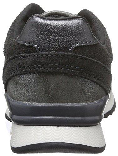 Geox J Maisie B, Baskets Basses Fille Grau (DK GREYC9002)