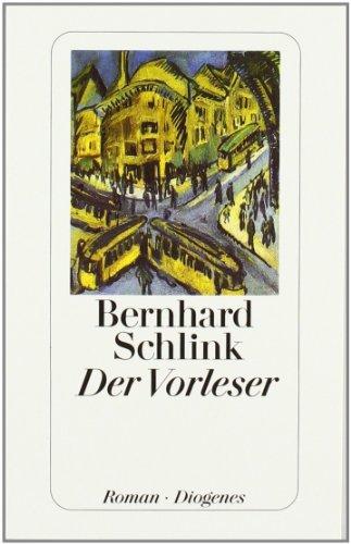 Buchseite und Rezensionen zu 'Der Vorleser' von Bernhard Schlink