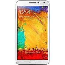 Samsung Galaxy Note 3 N9005 Smartphone débloqué 4G (Ecran : 5,7 pouces 16 Go Simple SIM Android) Blanc