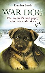 War Dog: The no-man's-land puppy who took to the skies