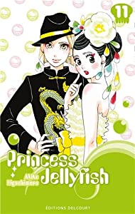 Princess Jellyfish Edition simple Tome 11
