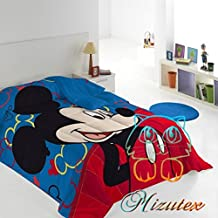 Edredon nordico con relleno 180 gramos Mickey Mouse 180x240 cms