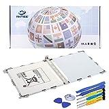 ANTIEE T9500E Tablet Batteria per Samsung Galaxy Note PRO 12.2' WiFi SM-P900 P901 P905 P907A Series Tablet T9500C T9500U GH43-03980A 3.8V 9500mAh with Tools