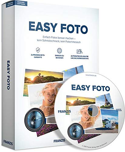 FRANZIS Easy Foto Software