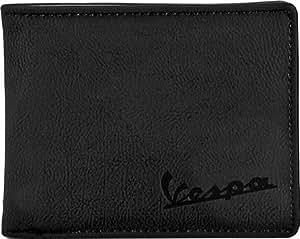 VESPA - Portefeuille Eco-Leather Noir Design More Than 1 Millions - Eco-Leather - Noir