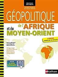 GEOPOLIT AFRIQUE MOYEN-ORIENT