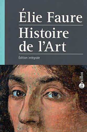 Histoire de l'Art par Elie Faure
