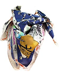 Amazon.fr   Christian Lacroix - Foulards   Echarpes et foulards ... df3e8aa5f13