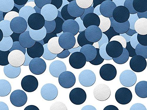 blau Tisch- Dekoration Geburtstag (Blau Flugzeug)