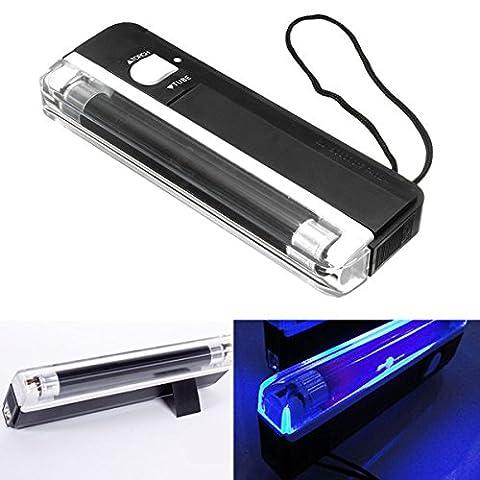 UV Glow Black Light Ultra Violet Pet urine Stain Detector