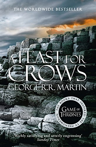 A Feast for Crows (A Song of Ice and Fire, Book 4) (English Edition) por George R. R. Martin