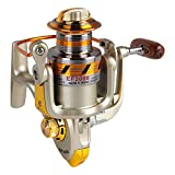 Leaning Tech Moulinet Rouleau Moulinet spinning Reel 10acier inoxydable Roulements...
