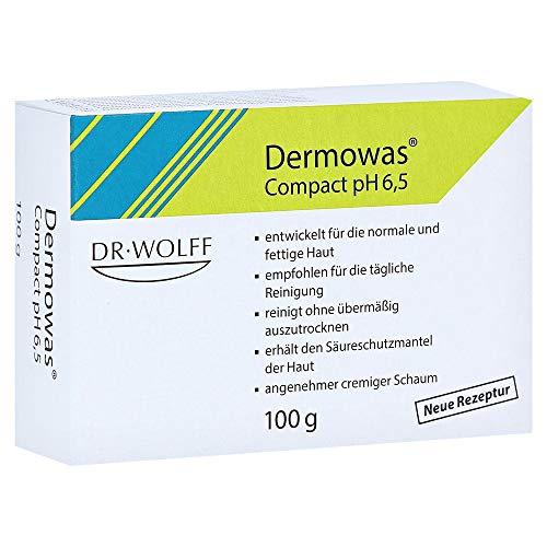 Dermowas compact Seife 100 g -