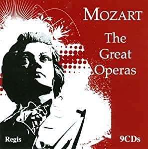 Mozart:the Great Operas