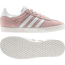 832fa02d40bfc Amazon.es  zapatillas adidas gazelle rosa