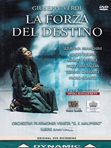 Verdi: La Forza del Destino [DVD] (Verdi: Dvd Del Forza Destino)