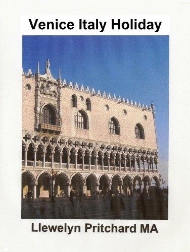 Venice Italy Holiday (Els diaris illustrats de Llewelyn Pritchard MA Book 5) (Catalan Edition)