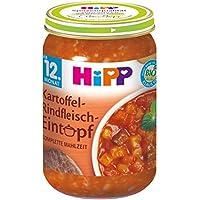HiPP Kartoffel-Rindfleisch-Eintop, 6er Pack (6 x 250 g)
