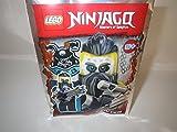 Blue Ocean Lego Ninjago Figur SAWYER mit Kettensäge - Limited Edition - 891835 - Polybag -