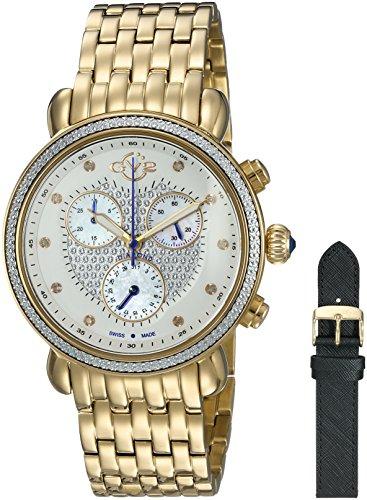 Gevril Reloj con movimiento cuarzo suizo Woman Marsala 37 mm