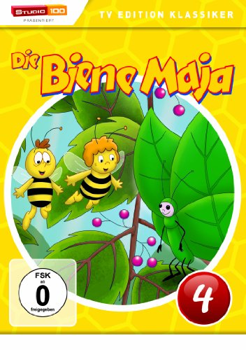 Die Biene Maja - DVD 4: Episoden 21-26
