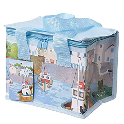 Seaside Design Lunch Box Cool Bag