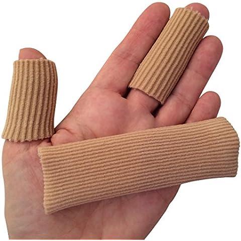DenadaDance Toe maniche tubi, confezione da (Bunion Bandage)