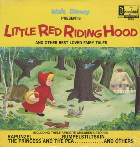 Little Red Riding Hood (Red Riding Hood Little Disney)